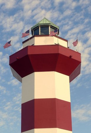 The Quarterdeck Waterfront Dining: Lighthouse