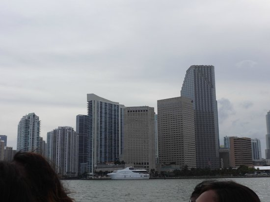 Thriller Miami Speedboat Adventures: Downtown Miami