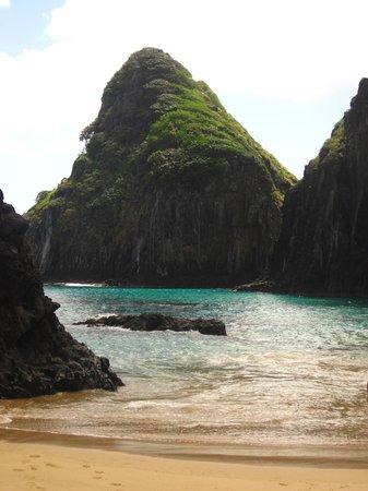 Cacimba do Padre Beach : Praia Cacimba do Padre
