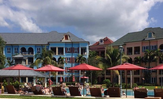 Sandals Whitehouse European Village and Spa: Rooms with a view