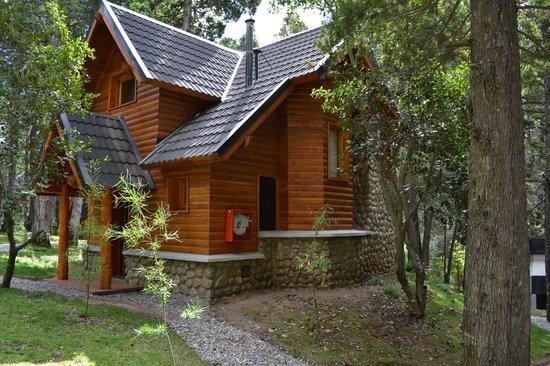 Bosque Dormido Cabañas & Spa : Nueva y Cuidada
