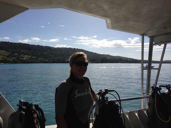 Sandals South Coast: Scuba Diving