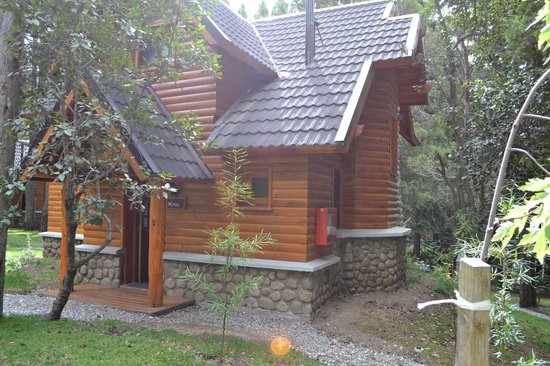 Bosque Dormido Cabañas & Spa : Entrada