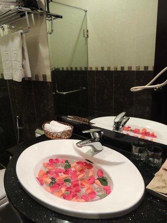 Hanoi Meracus Hotel 1: Baño
