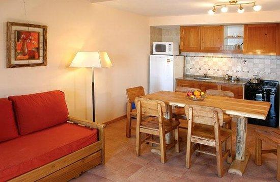 Altos del Nahuel - Bariloche: Cocina  comedor