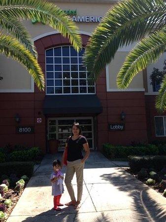 Extended Stay America - Orlando - Lake Buena Vista : Hotel!