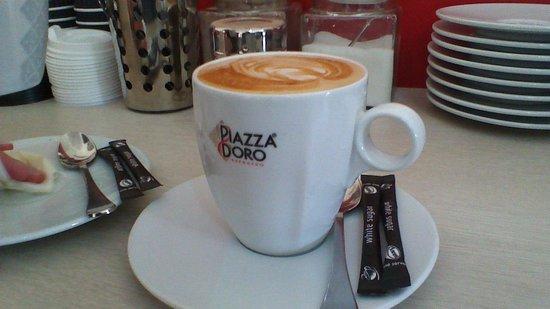Sorell Cafe: Delish Coffee