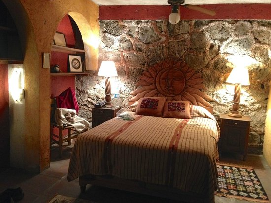 La Mancha: Beautiful couples room with en suite bathroom
