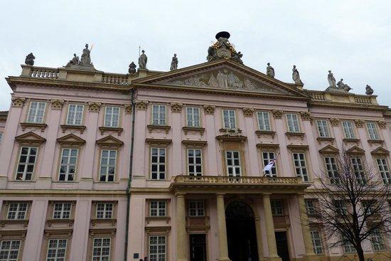 Primates' Palace (Primacialny palac): Primates' Palace in Bratislava