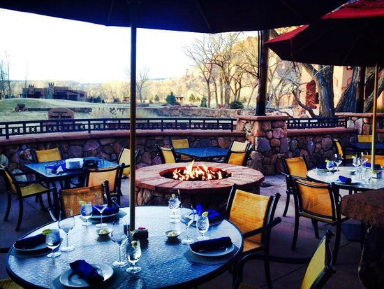 Gateway Canyons Resort, A Noble House Resort: Private Dinner