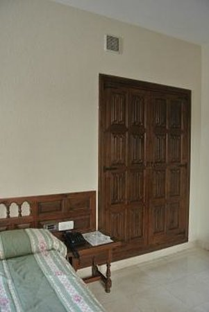 Sercotel Alfonso VI: 部屋