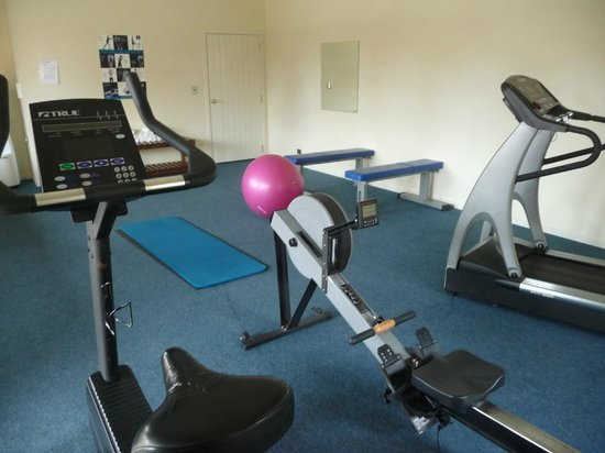 Grand Mercure Nelson Monaco Apartments: Gym