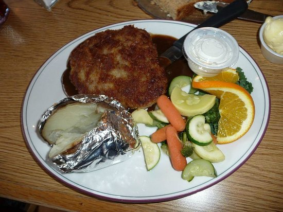 Spiffy's: CHicken fried Steak