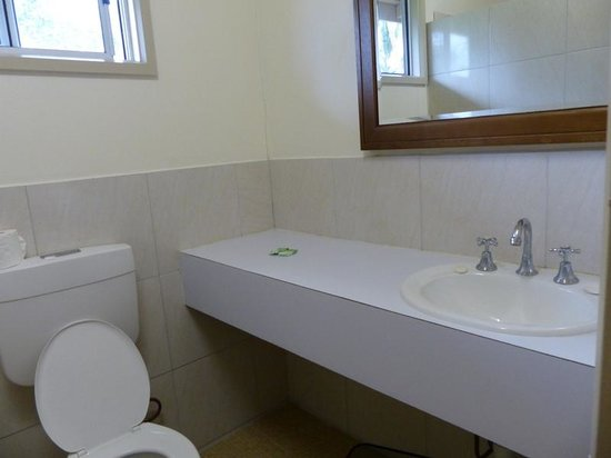 Jais Aben Resort: Premier Bungalow Bathroom