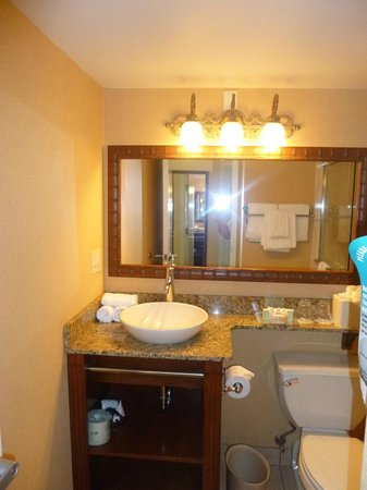 Holiday Inn Hotel & Suites Clearwater Beach: Bathroom