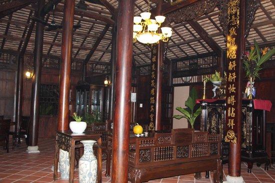 Grande maison photo de gite nam hien ben tre tripadvisor for Jardin du mekong homestay