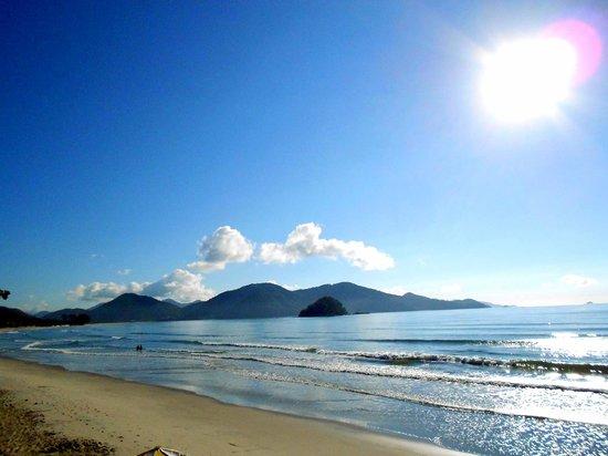 Pousada Casa na Praia: A praia da Pousada.
