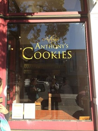 Photo of Restaurant Anthony's Cookies at 1417 Valencia St, San Francisco, CA 94110, United States