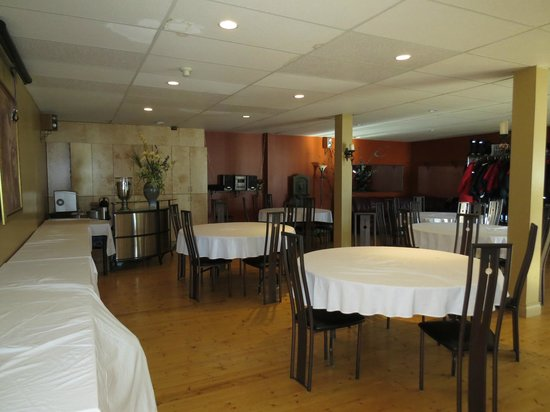 Inn On The Lake: weddings and receptions fro up to 46