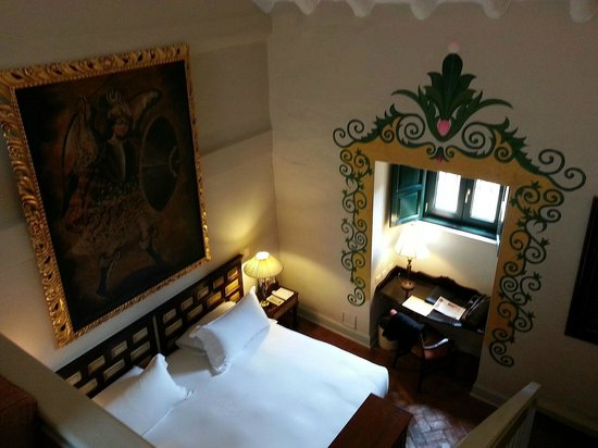 Belmond Hotel Monasterio : Beautiful rooms, we recommend paying extra for the piped oxygen for a better sleep