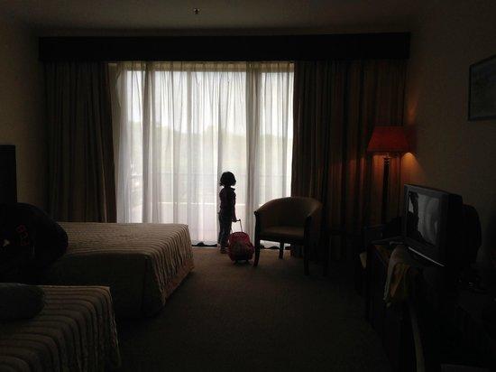 Klana Resort Seremban: Deluxe room at Klana Beach Resort Seremban