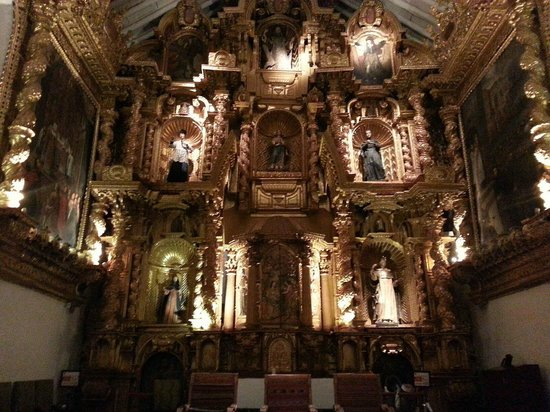 Belmond Hotel Monasterio: The Hotel's beautifully cared for Chapel