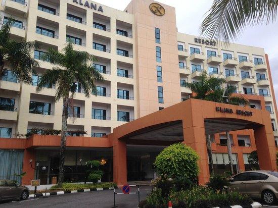 Klana Resort Seremban: Klana Beach Resort Seremban