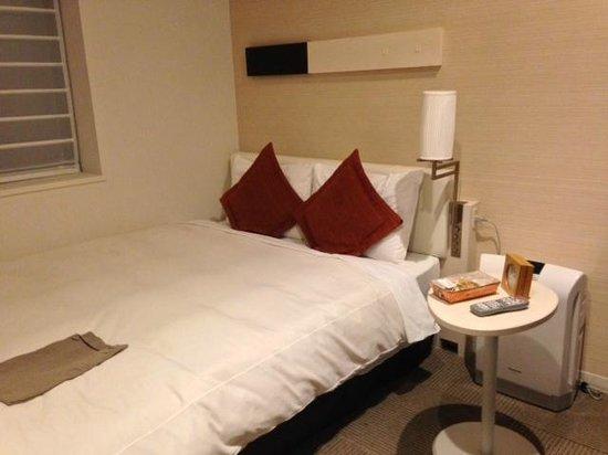 Mitsui Garden Hotel Yotsuya: single room