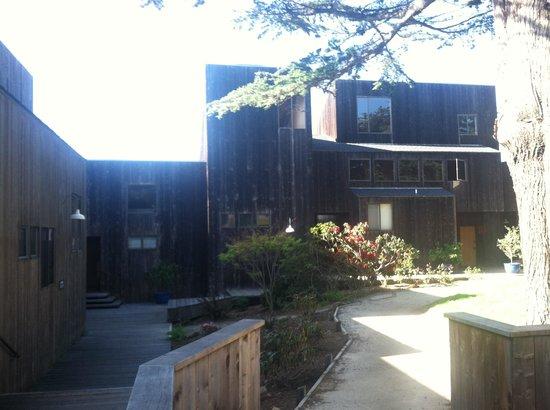 Sea Ranch Lodge : Sea Ranch is a rustic setting