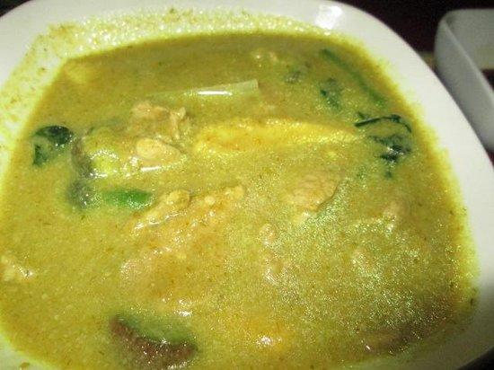Nyam: Khmer pork and vegetable stew - not our fav