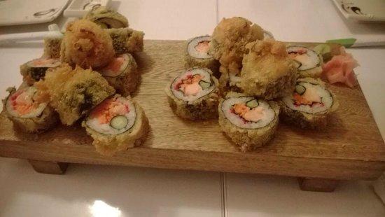 Akikomo Sushi : Para los que van por primera vez