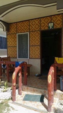 BCD's Place: Terrace