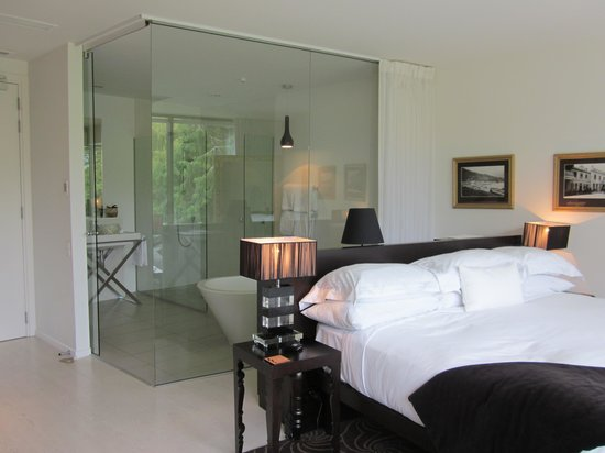 Queenstown Park Boutique Hotel: Remarkables - bathroom