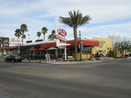 Southwest Diner: Street View