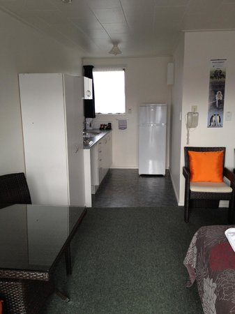 Buller Bridge Motel: Studio Gold Kitchenette