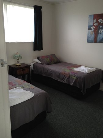 Buller Bridge Motel : Studio Gold second bedroom