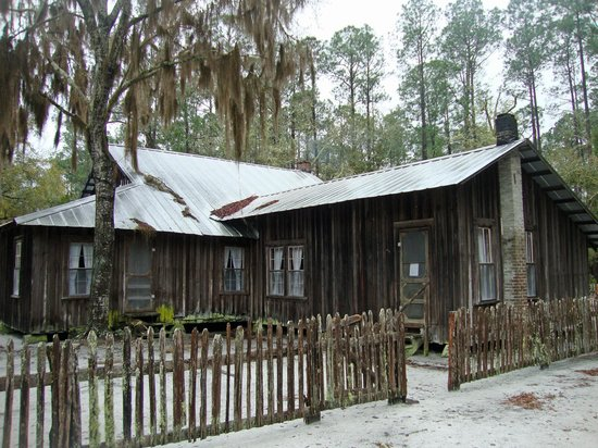 Okefenokee National Wildlife Refuge: Chesser Island Homestead - Okefenokee
