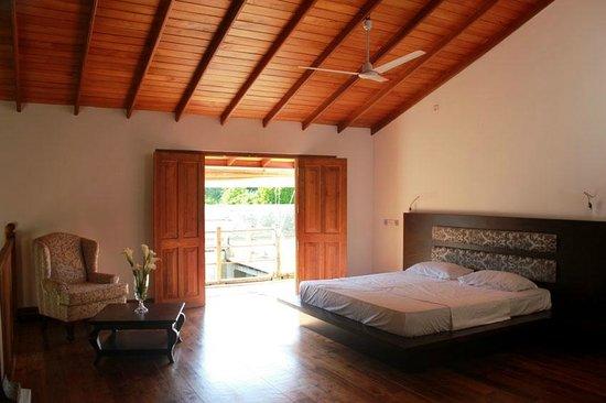 Villa White Queen : deluxe room