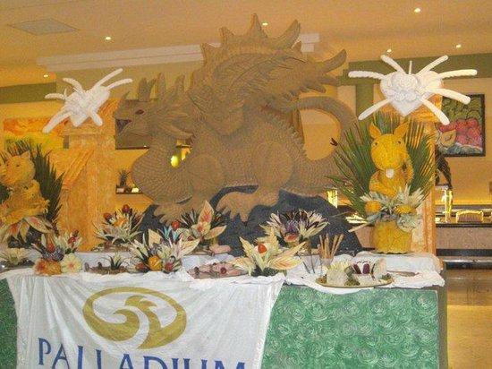Grand Palladium Punta Cana Resort & Spa: :)