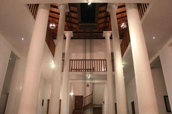 Villa White Queen: Hotel Interior