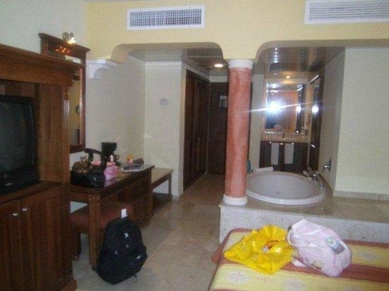 Grand Palladium Punta Cana Resort & Spa: La habitación