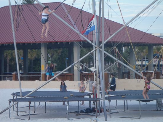 Pier 60: Jumping
