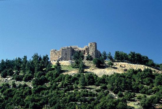Jordan: Ajloun Castle