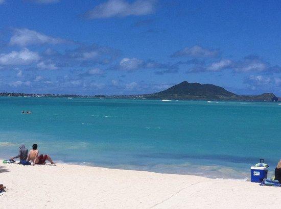 Kailua Beach Park: Φοβερα