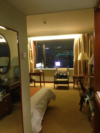 Okura Garden Hotel Shanghai: 客室
