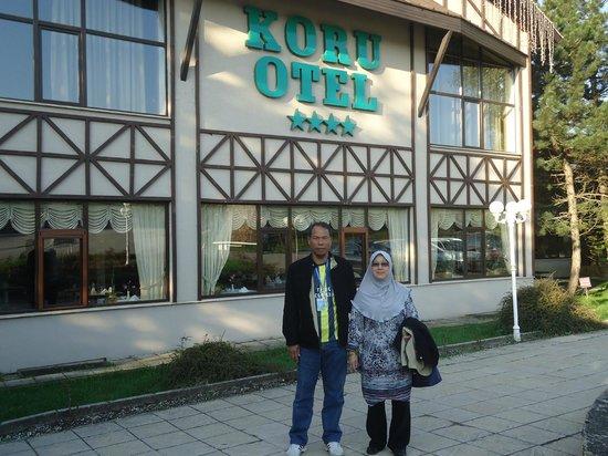 a nice Koru Hotel, Bolu