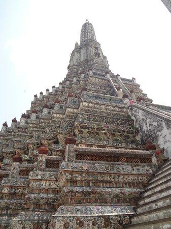 Temple de l'Aube (Wat Arun) : Very nice