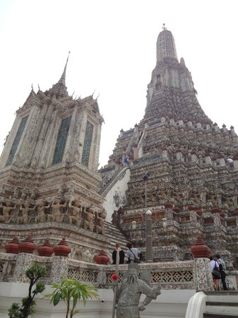 Templo del Amanecer (Wat Arun): Really amazing!