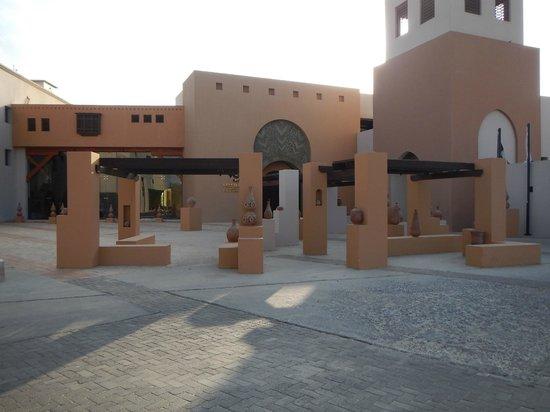 Siva Port Ghalib : Вход  для гостей  и туристов