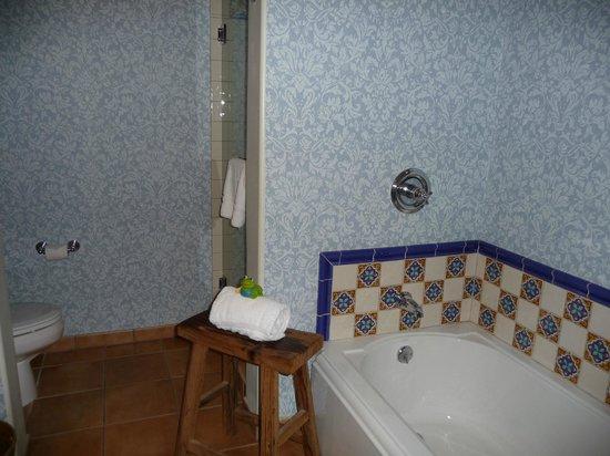 Kimpton Canary Hotel: Bath
